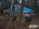 Off Road 4X4 Truck Whoops Ford Bronco