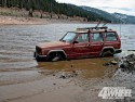 Off Road 4X4 Truck Whoops Jeep Cherokee