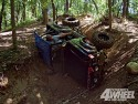 Off Road 4X4 Truck Whoops Rollled 4X4