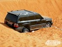 Off Road 4X4 Truck Whoops Toyota 4Runner
