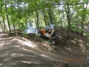 Off-road w lesie
