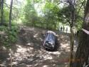 Pod górę wytyczoną trasą, Jeep
