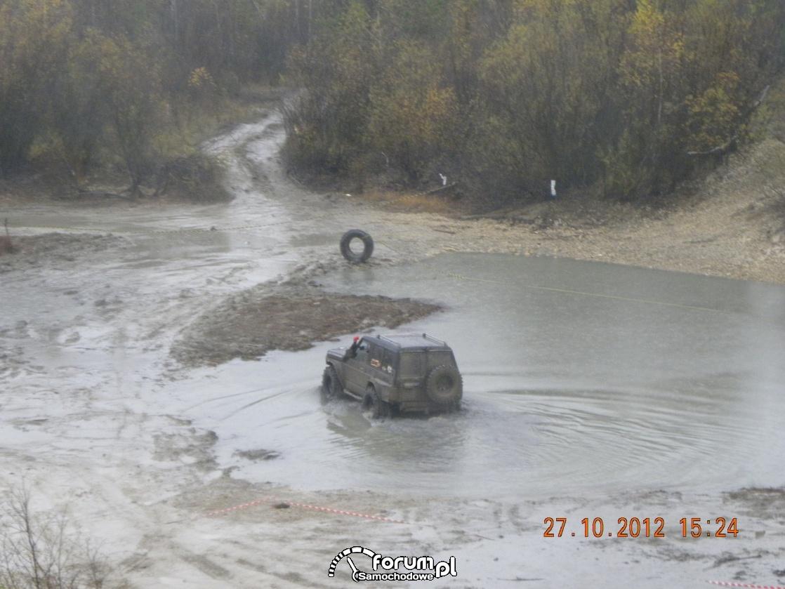 Przeprawa przez rzekę, Dla Sergiusza