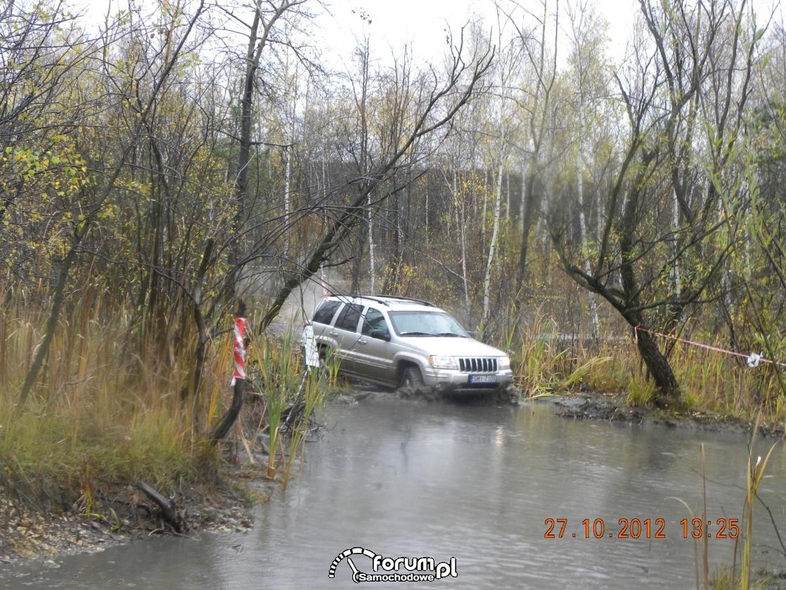 Przeprawa przez wodę, Dla Sergiusza