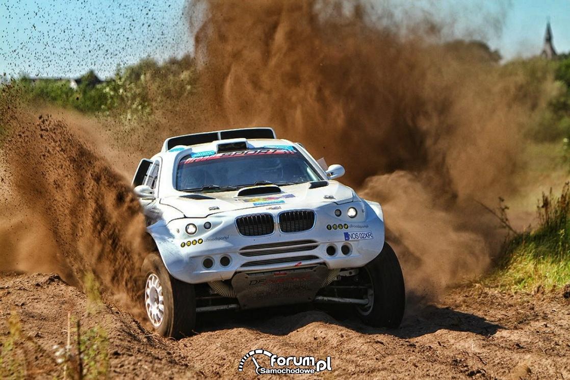 Rajdy terenowe w Polsce, BMW