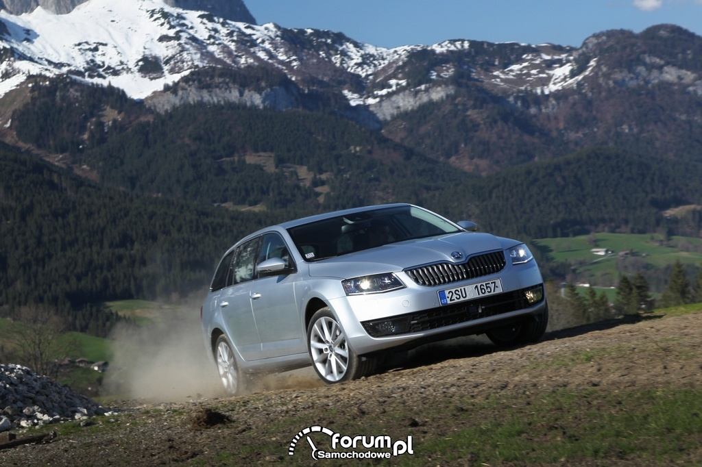 Skoda Octavia Outdoor