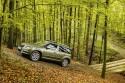 Skoda Yeti 4x4 Outdoor, podjazd w pod stromą górę