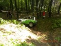Suzuki Vitara wisi na dwóch kołach