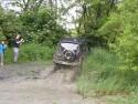 Suzuki Vitara, wyjazd z błota