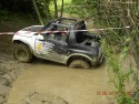 Suzuki w błocie