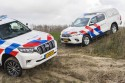 Toyota Hilux Double Cab 2.4 D-4D 4WD Professional - Politie Off-road