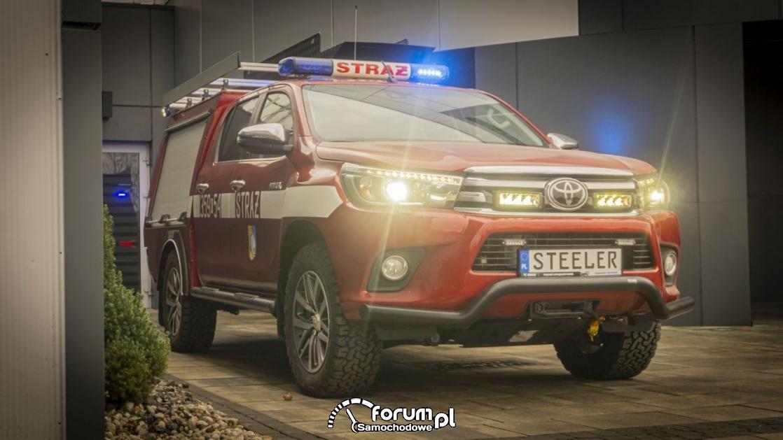 Toyota Hilux - OSP - Steeler