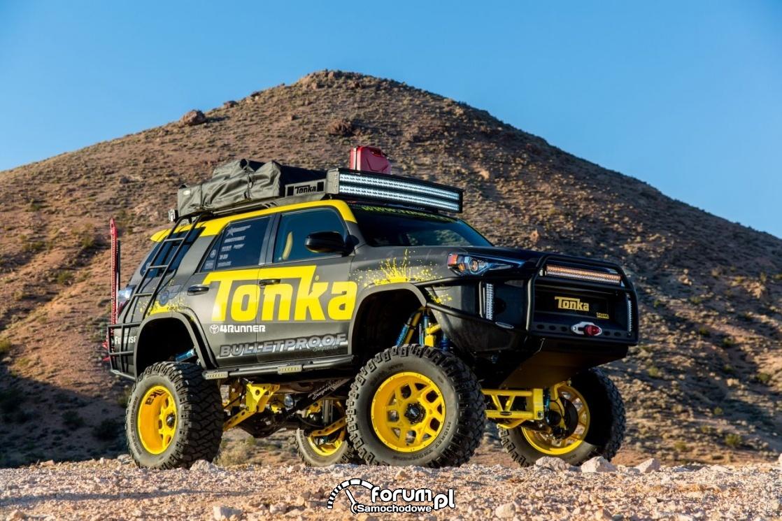 Toyota Hilux Tonka 4Runner