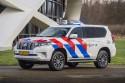 Off-roadowe Toyoty dla niderlandzkiej policji