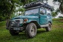 Toyota Land Cruiser FJ40, Off-road