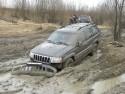 Urwany zderzak, Jeep Grand Cherokee