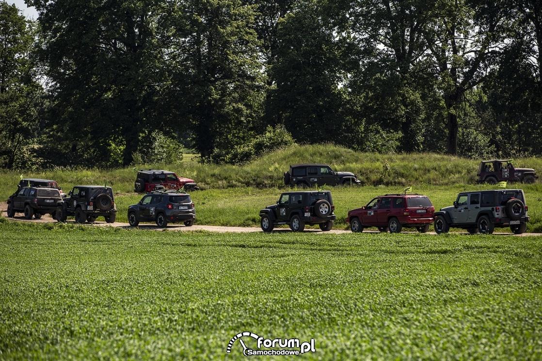 V Camp Jeep PL 2019 - Na szlaku Route 66, 2