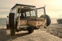 Zabudowa szufladowa escape vans Toyota Land Cruiser 70