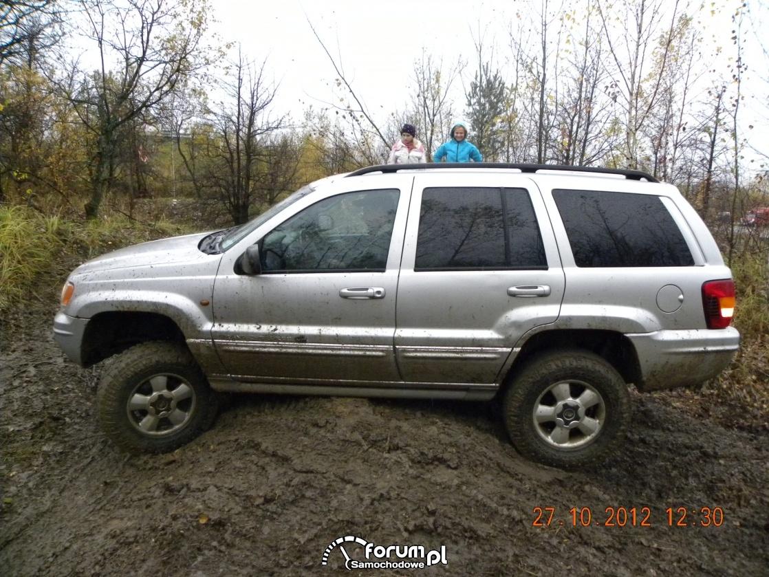 Zawieszony na górce Jeep, Dla Sergiusza