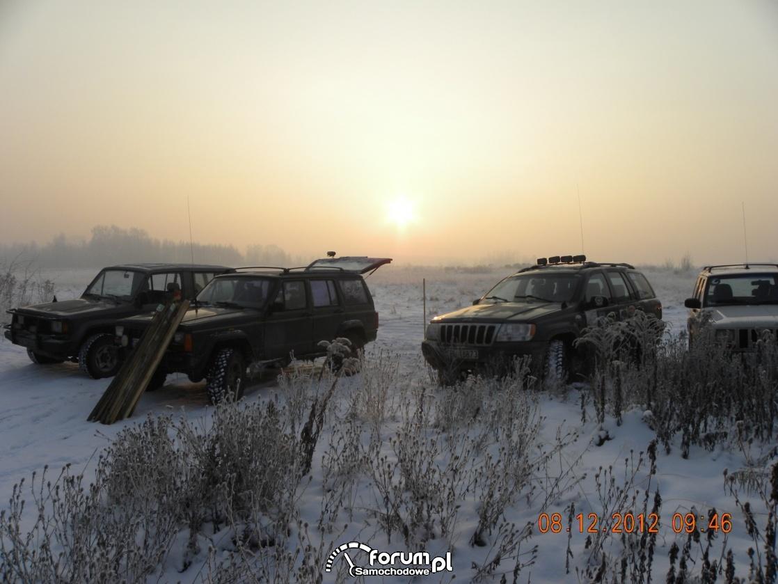 Zimowo na Off-roadzie