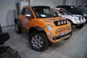 Fiat 500, Rally Camp, offroad, 2