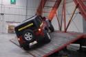 Jeep Wrangler, przejazd po rampie, 8