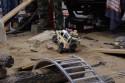 Land Rover Defender, model RC, offroad, 3