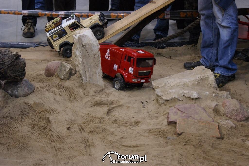 Man 4x4, Dakar, model RC, offroad, 3