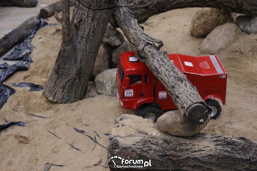 Man 4x4, Dakar, model RC, offroad, 5