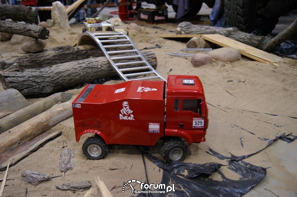 Man 4x4, Dakar, model RC, offroad, 7