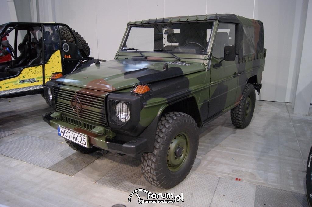 Mercedes Klasa G, 2