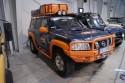 Nissan Patrol IV, off-road