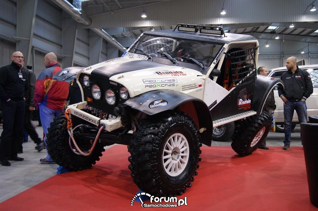 Proxcars na zawieszeniu Profender
