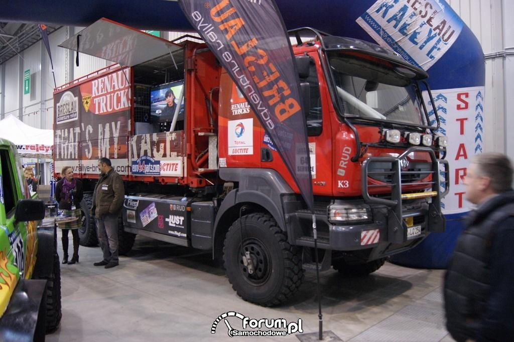 Renault Truck, off-road