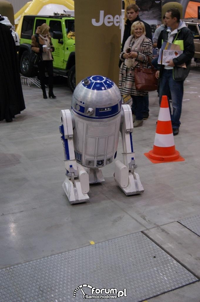 Robot R2D2 Gwiezdne Wojny