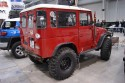 Toyota Land Cruiser J40, bok