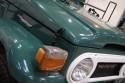 Toyota Land Cruiser J40, przód