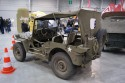 Willys MB Jeep, bok