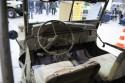 Willys MB Jeep, wnętrze