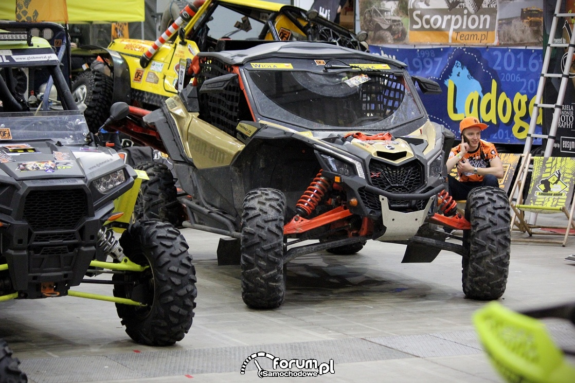 Can-am, off-road