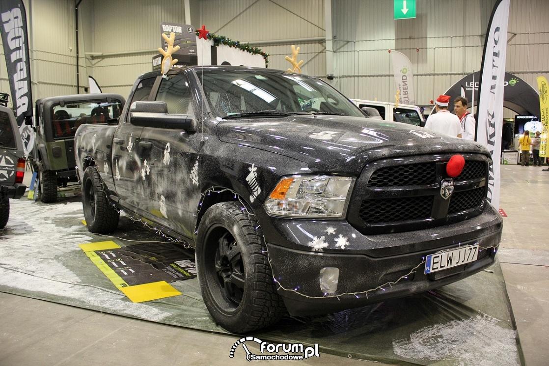 Dodge Ram, rogi renifera