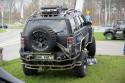 Jeep Interceptor, tył