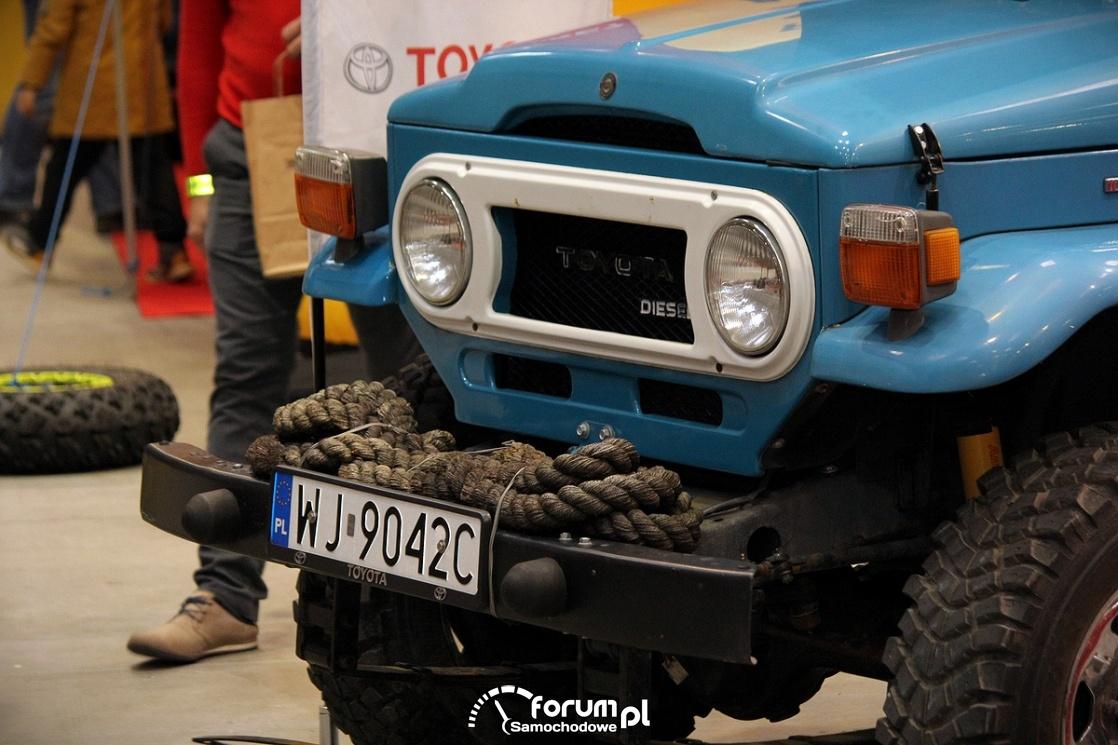 Lina, Toyota Land Cruiser (J40)