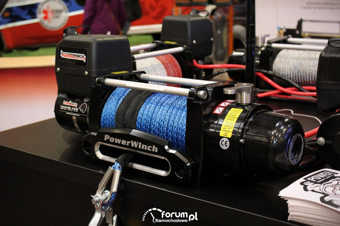 Powerwinch PANTHER 9.5 HS