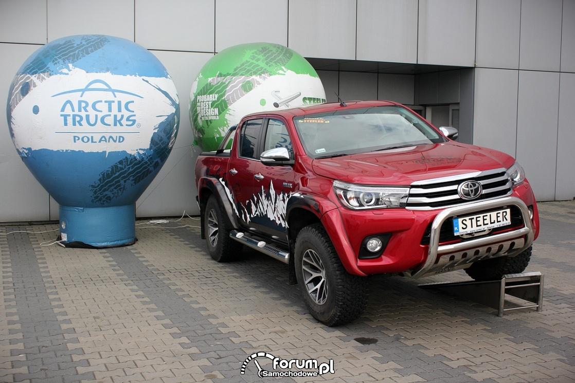 Toyota Hilux, Arctic Truck