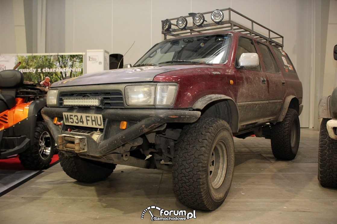 Toyota Land Cruiser, 1989-96 rok