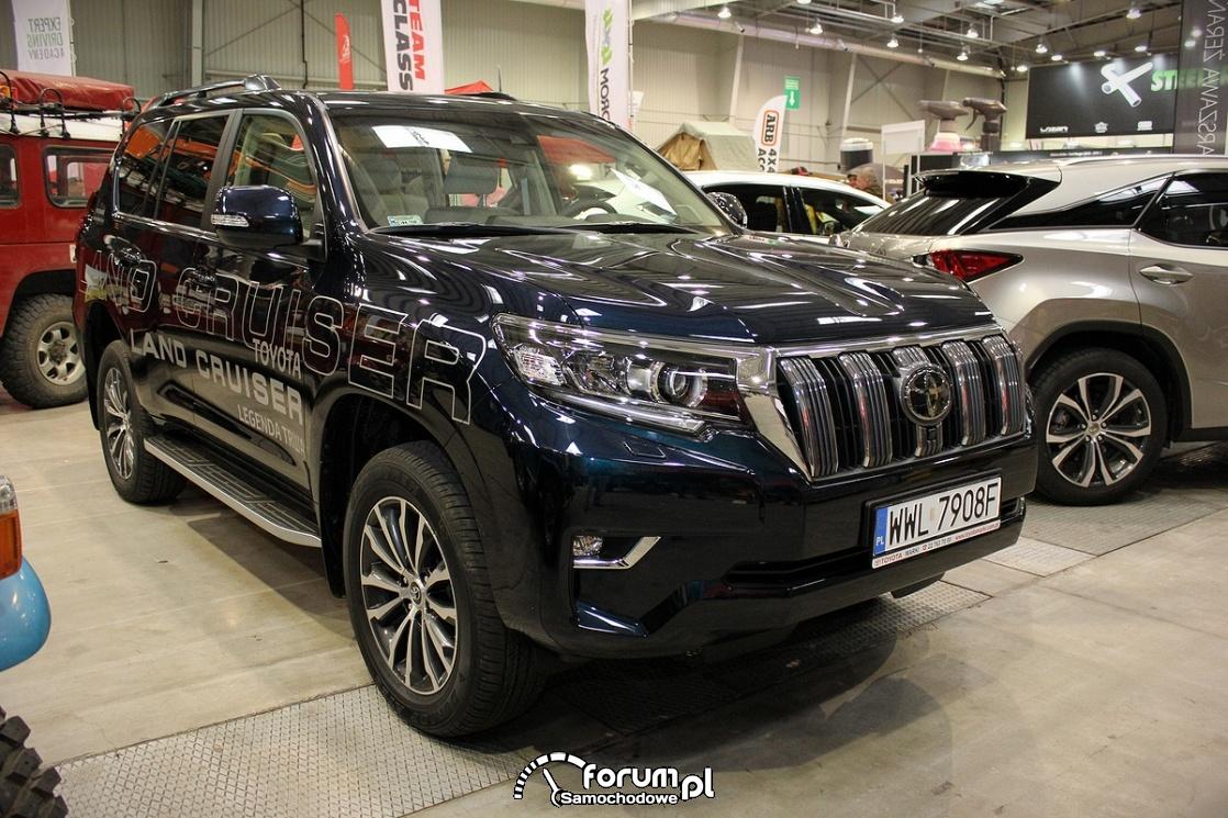 Toyota Land Cruiser, 2017, 2