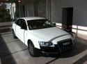 Zmiana koloru auta Audi A6 C6