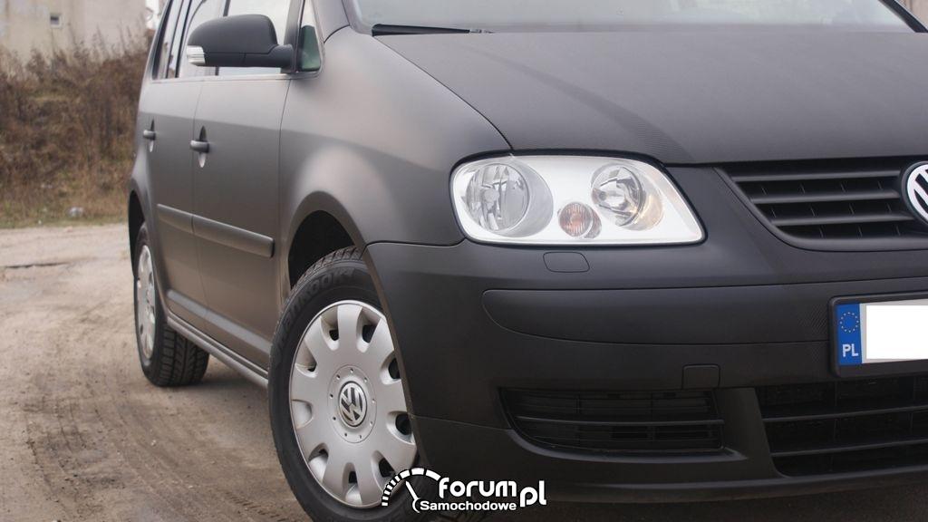 Zmiana Koloru VW Touran