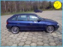 Opel Astra F 1,4 benzyna, Hatchback